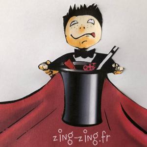 Photo spectacle Zing-Zing le Magicien ! C